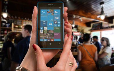 Les nouvelles applications numériques dans nos téléphones.